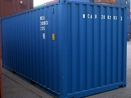 40 ft shipping container export to Qatar